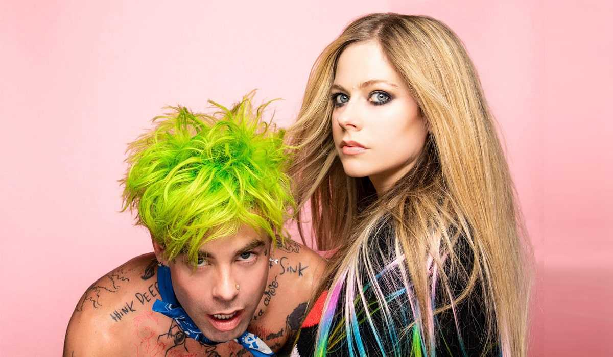 Avril Lavigne Annonce Une Nouvelle Collaboration Avec Machine Gun Kelly