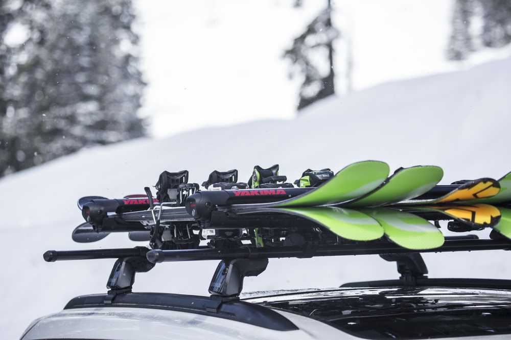 Barre De Toit Ski