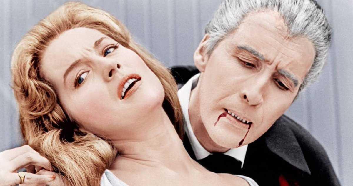 Barbara Shelley Meurt, Reine De L'horreur Du Marteau Et Docteur