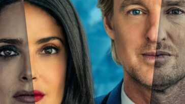 Bliss Trailer Piège Owen Wilson Et Salma Hayek Dans Une