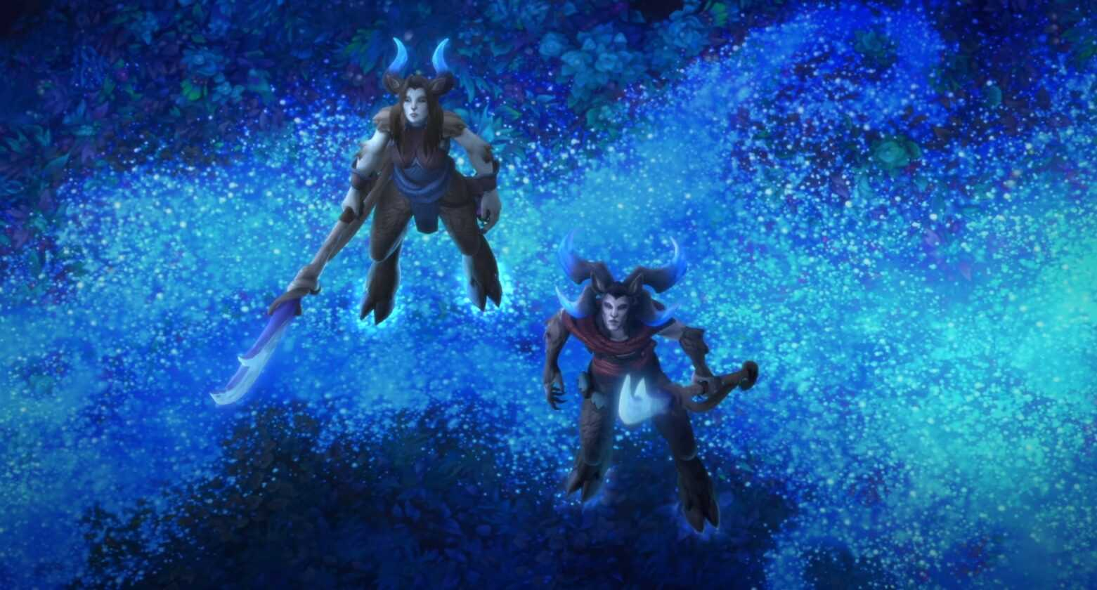 Blizzard Buffs Frost Mage In Upcoming World Of Warcraft: Shadowlands Patch