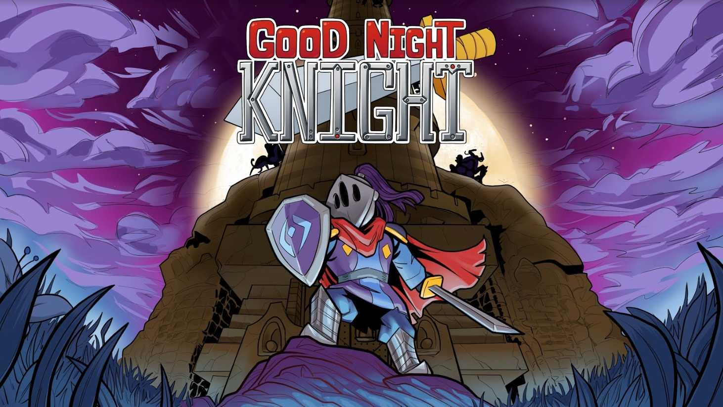 Good Night, Knight Launches Into Steam Early Access On February 16