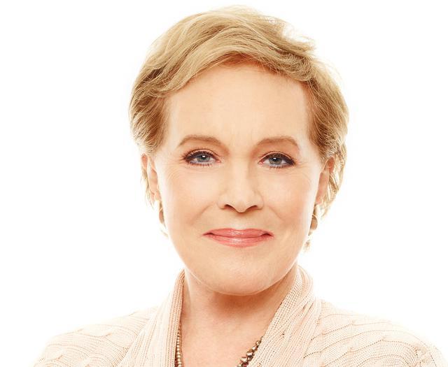 Julie Andrews est la voix off de Lady Whistledown (Photo: Date limite)