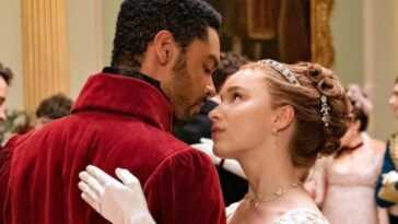 Bridgerton: la vidéo de la répétition de danse entre Regé-Jean Page et Phoebe Dynevor