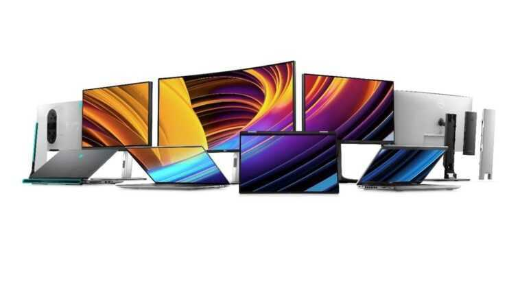 Ces 2021: Dell Présente Un Moniteur Ultra Large De 40 Pouces