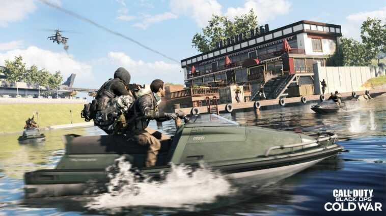 Call of Duty: Black Ops Cold War Season One ajoute encore plus de cartes et de modes en février