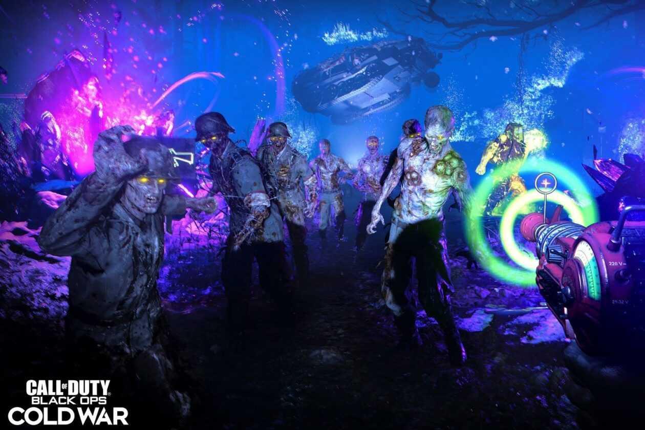 Call Of Duty Black Ops: Le Mode Zombies De La