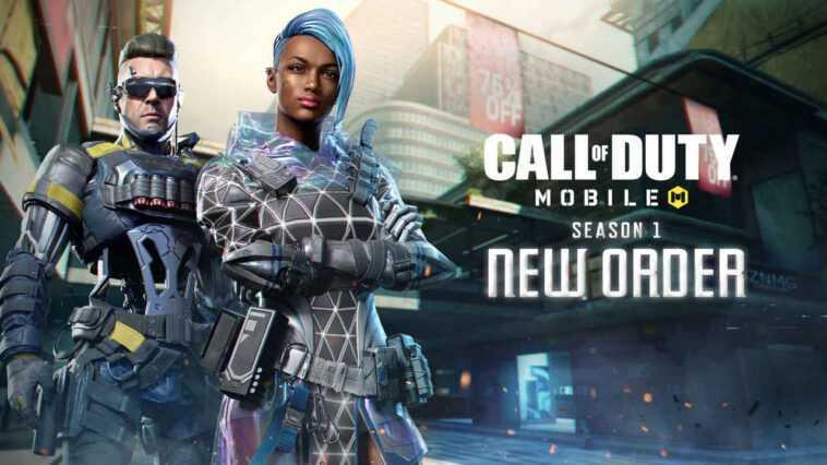 Call Of Duty: La Mise à Jour De La Nouvelle