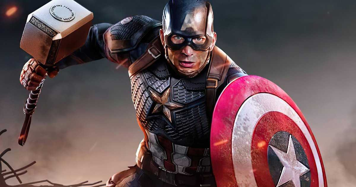 Captain America Return De Chris Evans Divise Les Fans De