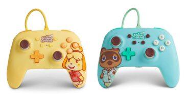 Ces Nouveaux Contrôleurs Nintendo Switch Impressionnent Par Leur Design Animal