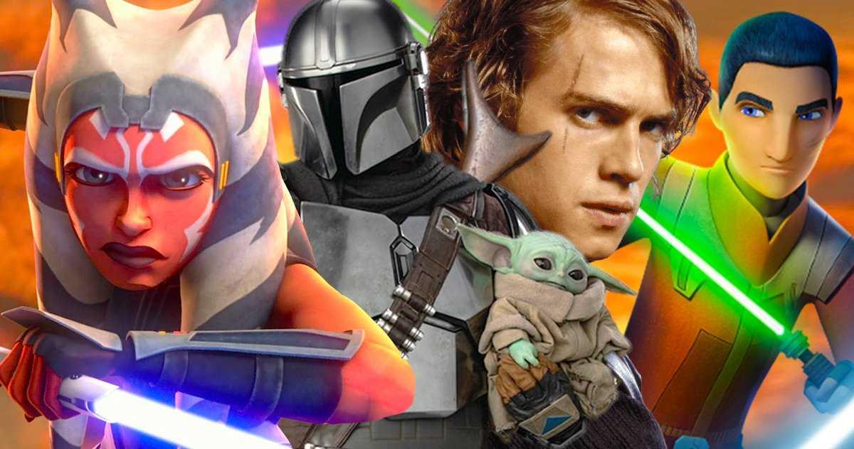 C'est Le Moment Idéal Pour Regarder Star Wars Rebels