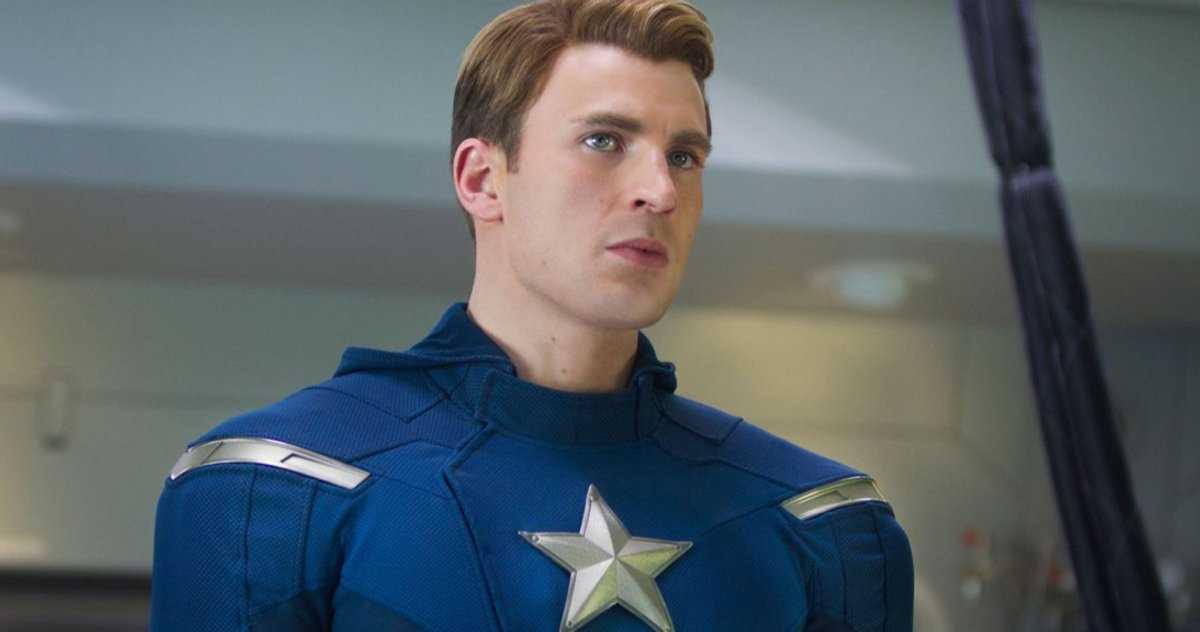 Chris Evans Partage Sa Réaction à Captain America News Et