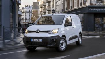 Citroën ë Berlingo Van Annoncé Pour Le Second Semestre