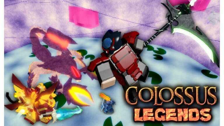 Codes Roblox Colossus Legends (janvier 2021)