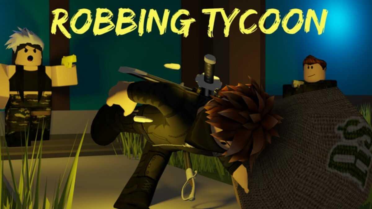 Codes Roblox Robbing Tycoon (janvier 2021)