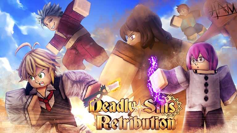 Codes De Rétribution Roblox Deadly Sins (janvier 2021)