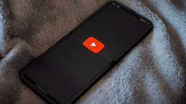 YouTube au lit depuis un mobile