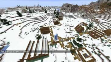 Comment Changer La Météo Dans Minecraft