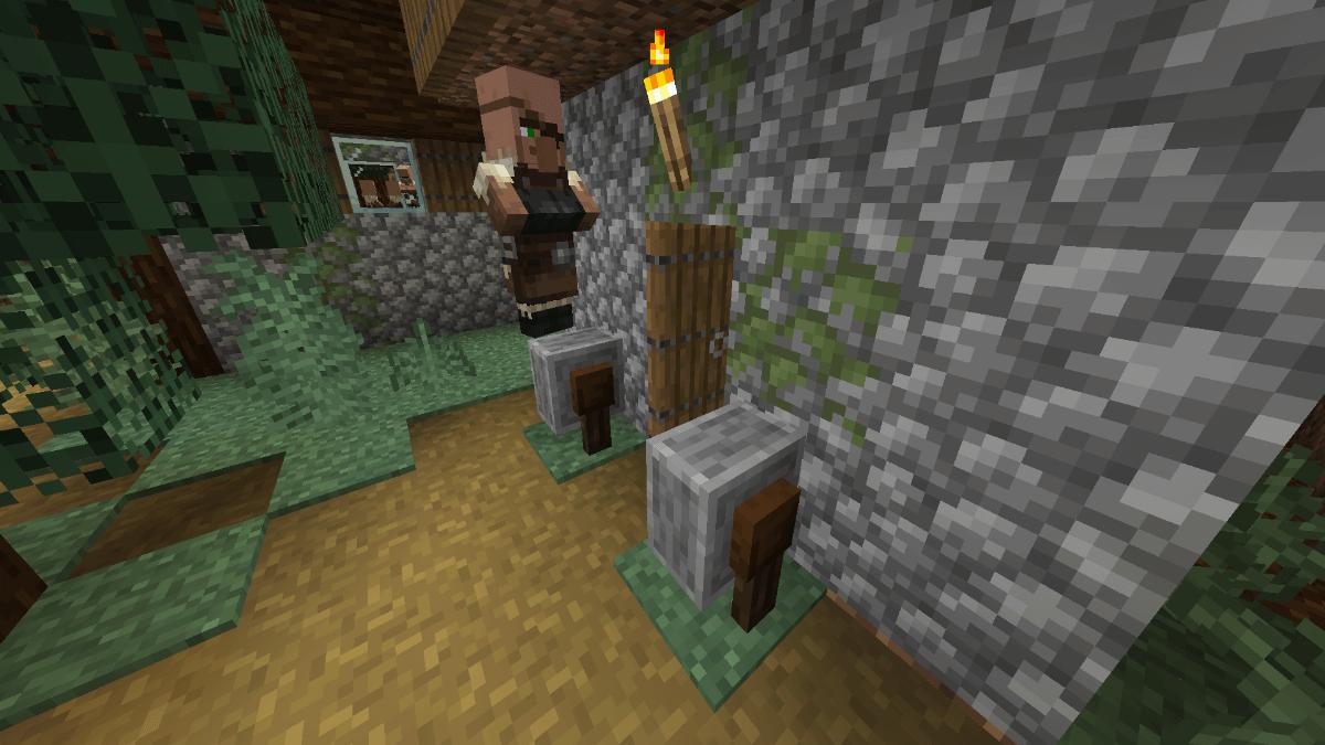 Comment Changer Les Emplois De Villageois Dans Minecraft