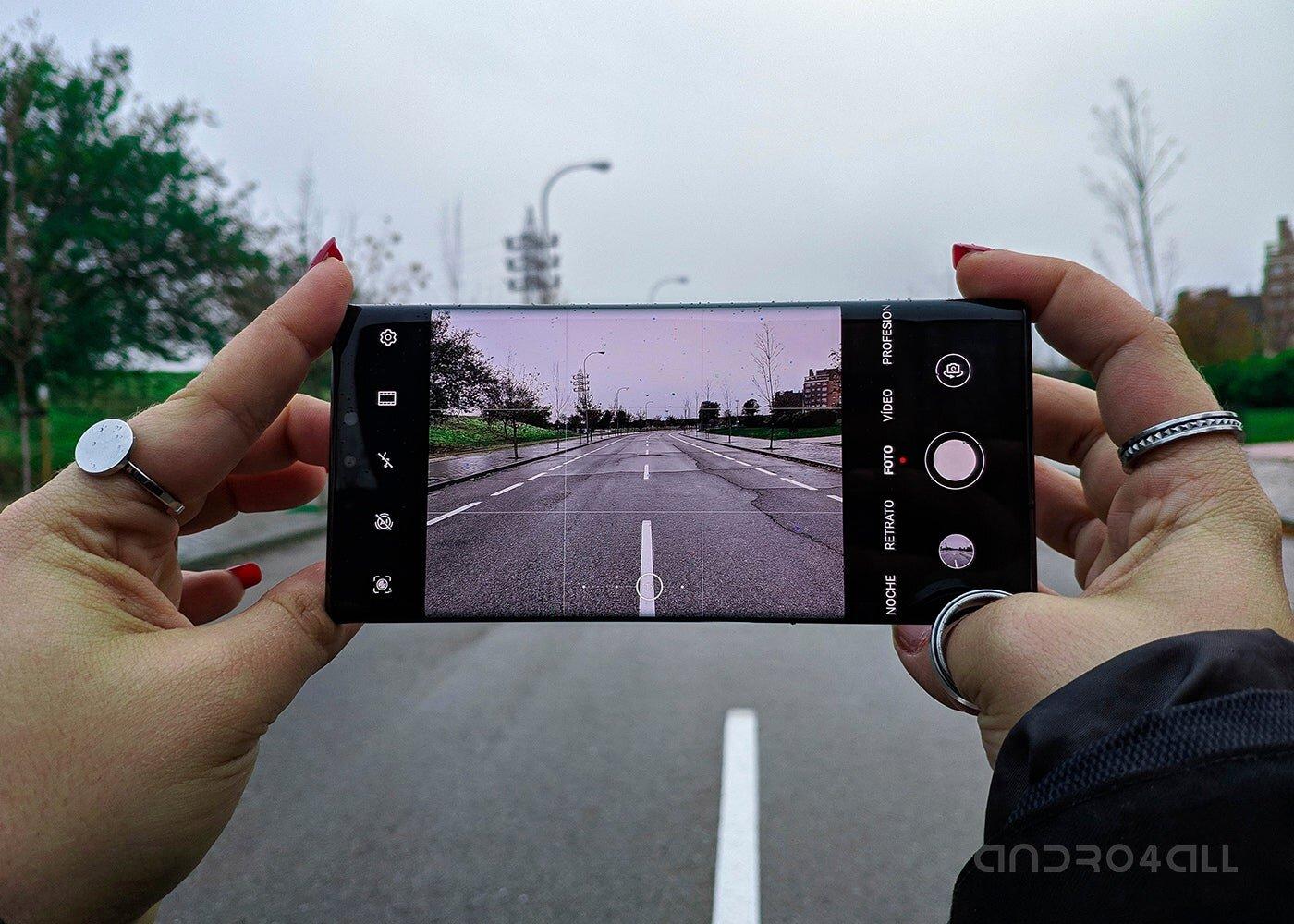 Caméra ultra-large Huawei Mate 30 Pro