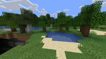 Comment Faire Pousser Les Arbres Plus Vite Dans Minecraft