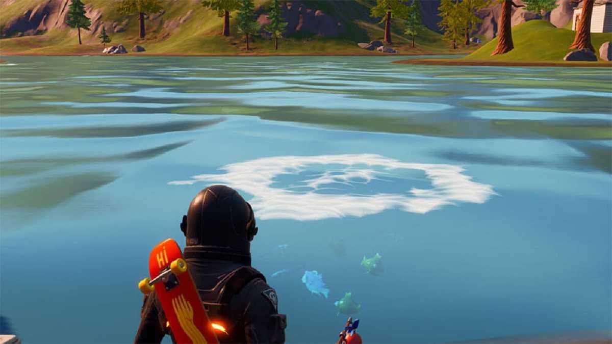 Comment Faire Sauter Des Trous De Pêche à Lazy Lake,