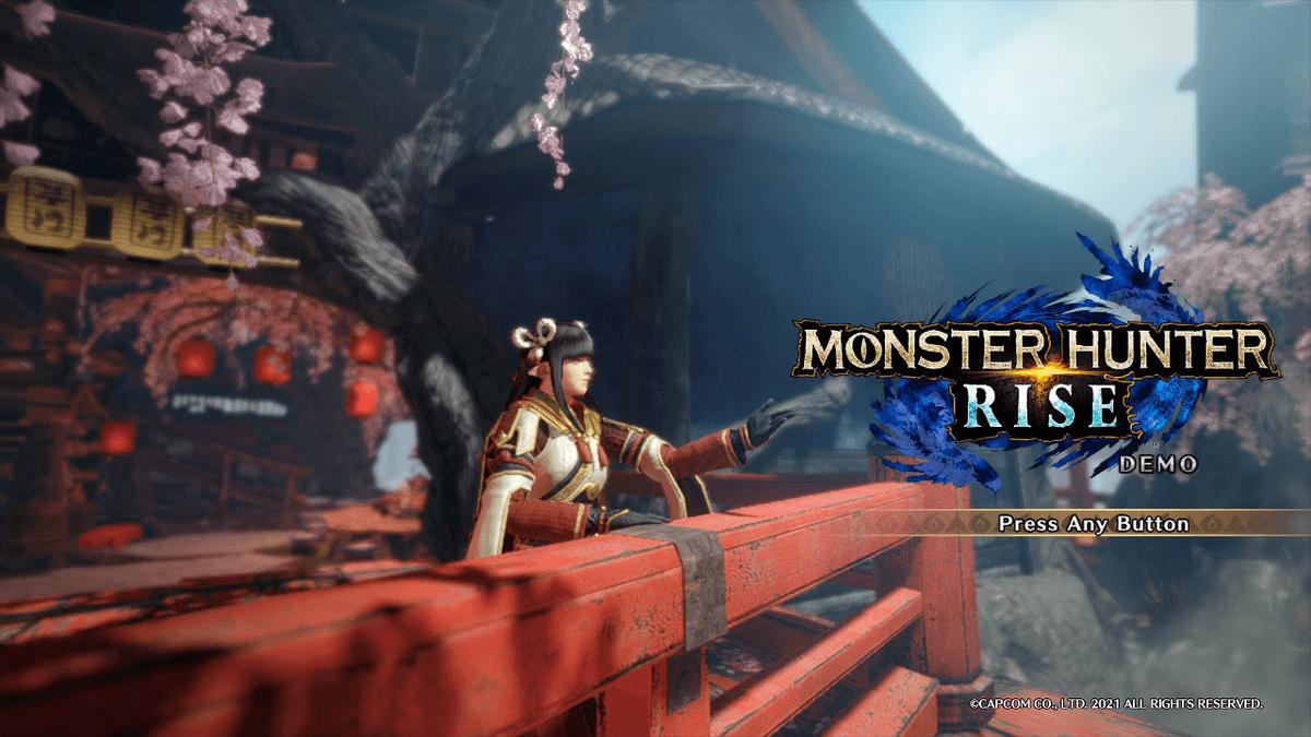 Comment Jouer Et Télécharger La Démo De Monster Hunter Rise