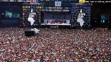 Concerts De Style Live Aid Proposés Pour Célébrer La Fin