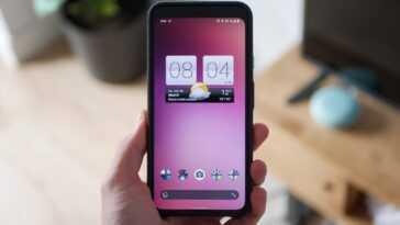 Widget HTC Sense en 2020