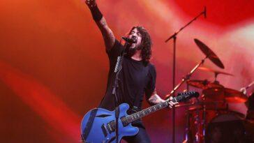 Dave Grohl Rend Hommage à Lemmy De Motörhead Dans Sa
