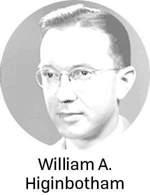 Williamhiginbothamportrait