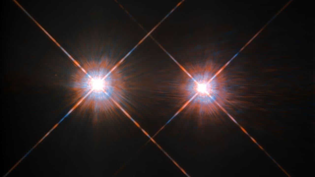 Des Chercheurs étudient Un Signal Provenant De L'étoile Proxima Centauri