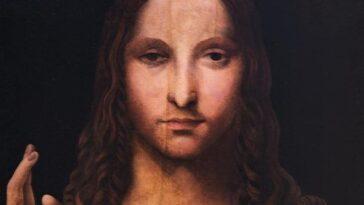 Des Flics Italiens Récupèrent Une Réplique Volée De Da Vinci