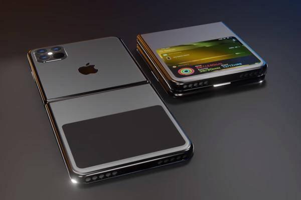 Deux Prototypes D'iphone Pliables Passent Les Tests Internes D'apple