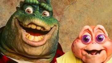 Dinosaures, La Série Complète Est Maintenant En Streaming Sur Disney