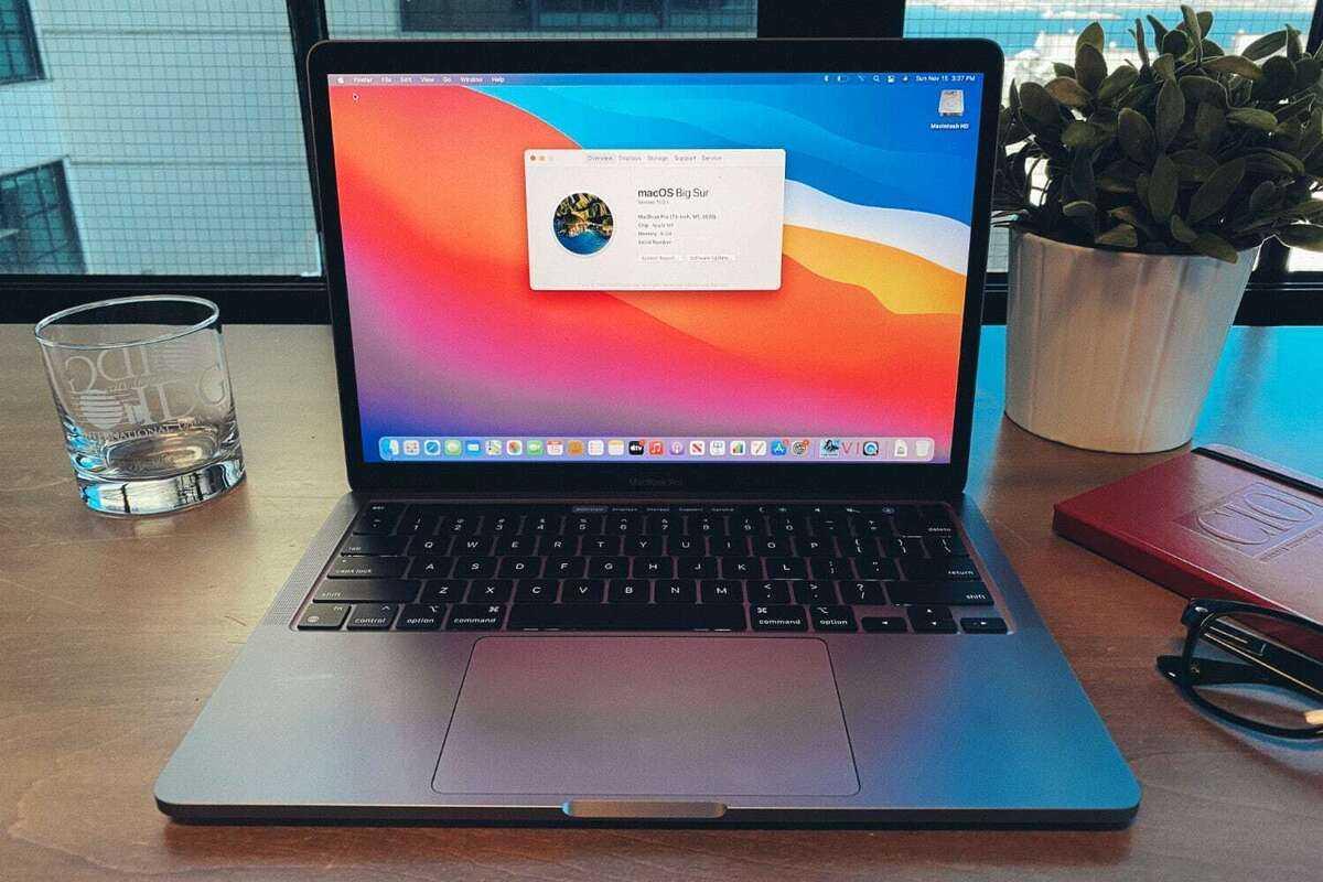 Économisez 60 € Sur Le Macbook Pro M1 De 256