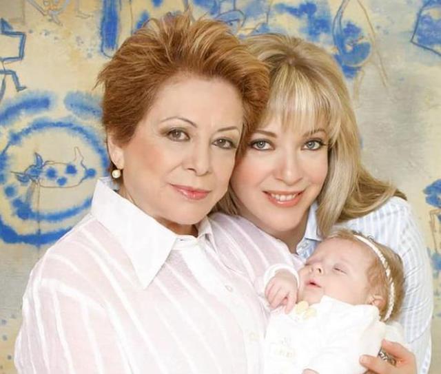 Constanza a toujours été aimée par sa mère et sa grand-mère (Photo: Instagram)