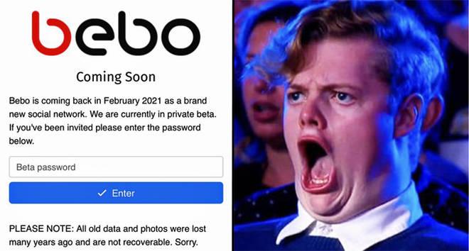 Bebo relance le mois prochain