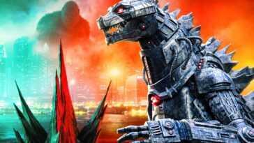 Est Ce Que Mechagodzilla Dans Le Premier Godzilla Vs. Kong Footage?