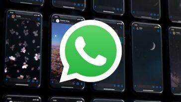 Nouveaux fonds d'écran WhatsApp