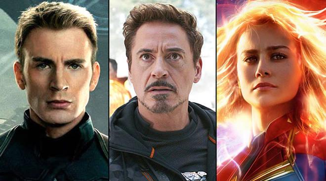 Marvel Cinematic Universe: ordre chronologique des films