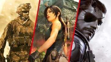 Fonctionnalité: 6 énormes franchises de jeux vidéo manquantes sur Nintendo Switch