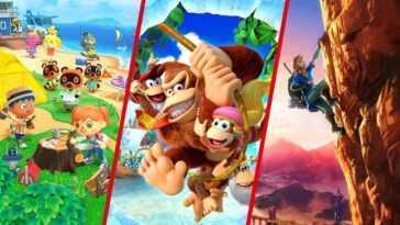 Fonctionnalité: Meilleurs jeux Nintendo Switch Feel-Good