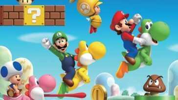 Fonctionnalité: Super Mario et ses amis - Une histoire de Mainline Mario Multiplayer