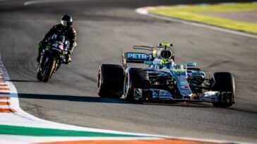 Formule 1 Et Motogp Sur «parcours De Collision». Cette Saison,