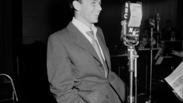 Frank Sinatra a joué ce rôle emblématique bien avant George Clooney
