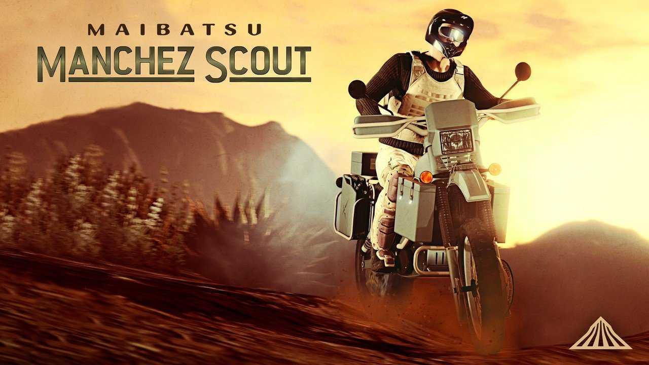GTA Online ajoute le Maibatsu Manchez Scout et promet des paiements aux touristes de Cayo Perico