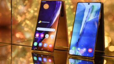 Galaxy Note 21 Avant La Fin: Samsung A T Il Trouvé Un