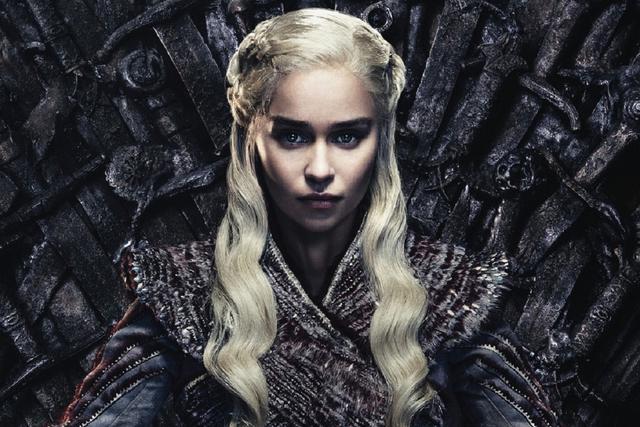 """Emilia Clarke a finalement obtenu le rôle de Daenerys Targaryen dans """"Game of Thrones"""" (Photo: HBO)"""
