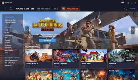 Boucle de jeu Tencent